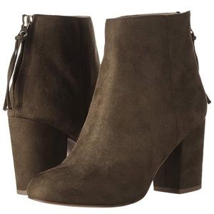 NIB Steve Madden High Heel Ankle Booties - 8